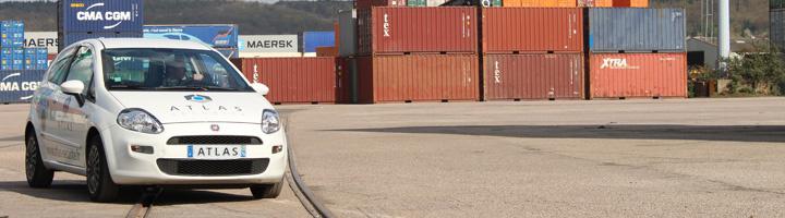 Atlas Sécurité sur Site Portuaire & Logistique