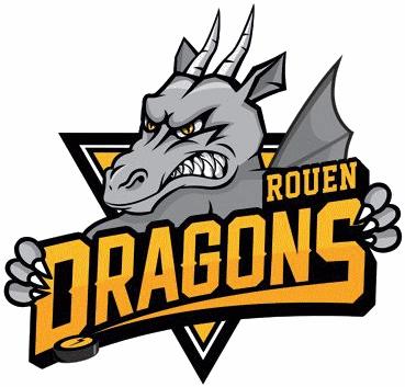 Dragons de Rouen client d'Atlas Sécurité